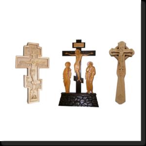 Кресты, кресты-распятия