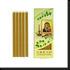 Наборы свечей для домашней молитвы