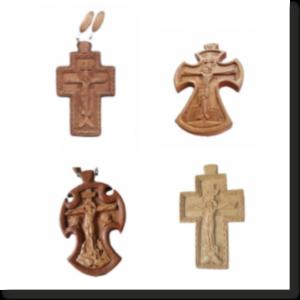 Кресты наперсные наградные